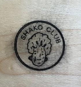 Shako Club stamp